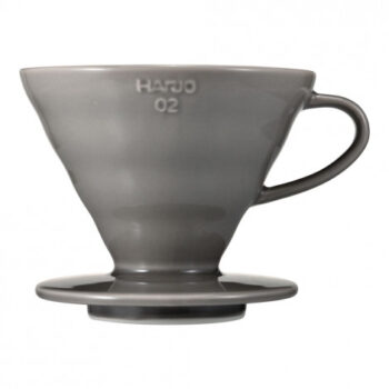 Hario V60 Ceramic Dripper 02 GREY   New 2020 Colours Limited Edition