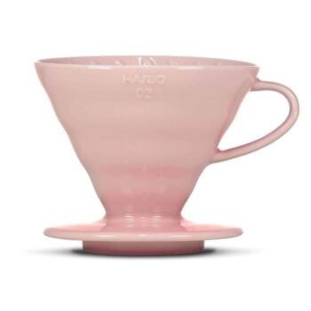 Hario V60 Ceramic Dripper 02 Pastel PINK   New 2020 Colours Limited Edition
